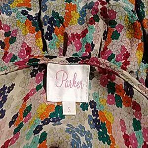 Parker Silk Top